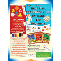 Head Start Learning Is Fun Package For Beginners