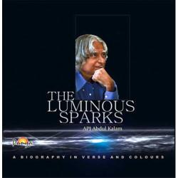 The Luminous Sparks Hard Back (Hardcover)-English