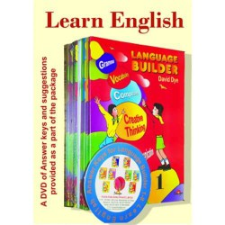 Learn English - with LANGUAGE BUILDER 1-8