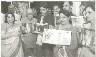 Deccan Herald - Lucifer book of poems released