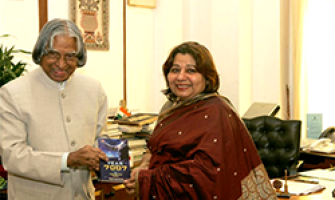 Harry Potters are created in India too : Year 7007 – Fable of A Forgotten Planet with Dr Kalam